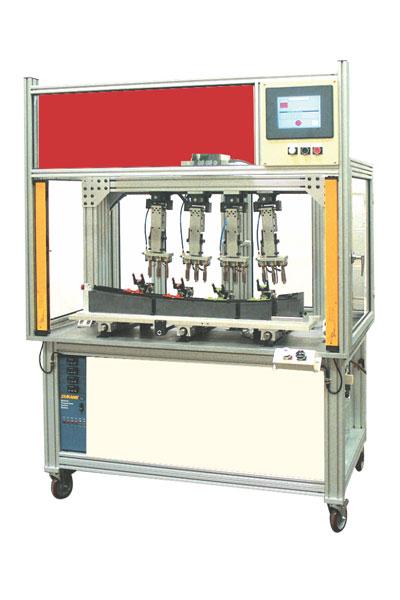 heat staking machine